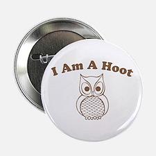 I Am A Hoot Button