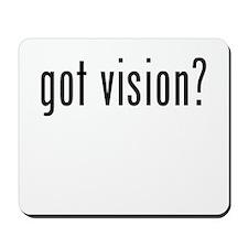 Got Vision? Mousepad
