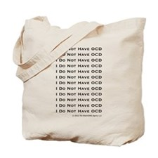 I do not have OCD Tote Bag