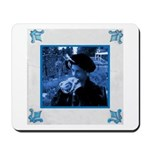 Delftware Tudor Lady Mousepad