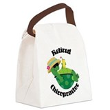 Retired chiropractor Canvas Lunch Bag