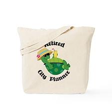 Retired City Planner Gift Tote Bag