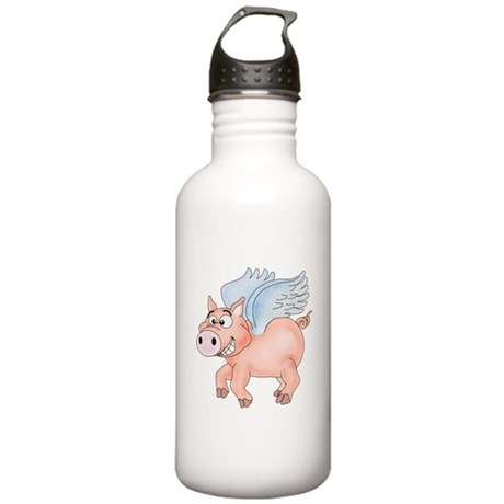 flying Pig 2 Stainless Water Bottle 1.0L