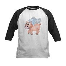 flying Pig 2 Tee