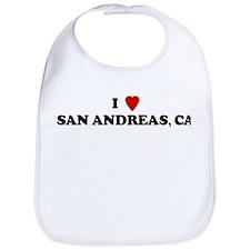 I Love SAN ANDREAS Bib