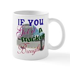 Real Women Drive Semis Mug