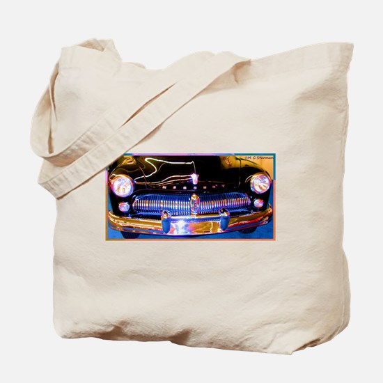 Mercury, Classic Car, Fun, Tote Bag
