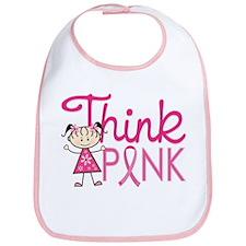 Think Pink Bib