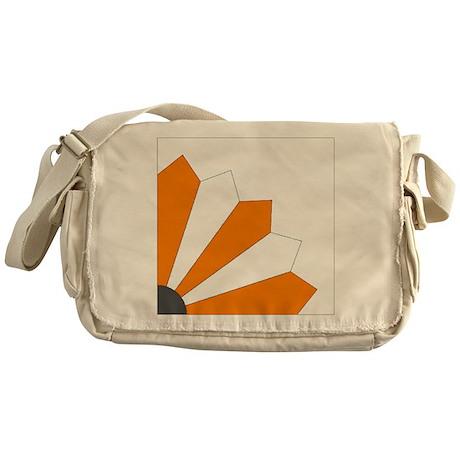 dresden quilt - utv Messenger Bag