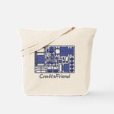 Craftsfriend - Model Car Kit Tote Bag