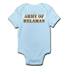 Army of Helaman (camo) Infant Creeper