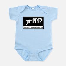 PPE Project Infant Bodysuit
