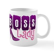 Boss Lady Small Mug