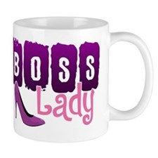 Boss Lady Small Mugs