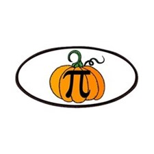 Pumpkin Pi Patches