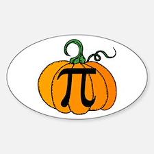 Pumpkin Pi Decal