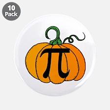 """Pumpkin Pi 3.5"""" Button (10 pack)"""