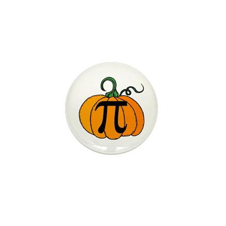 Pumpkin Pi Mini Button (10 pack)