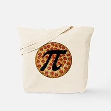 Pizza Pi Tote Bag