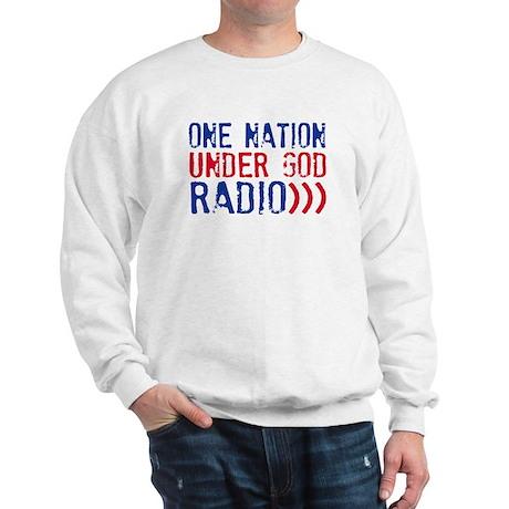 One Nation Under God Radio Sweatshirt