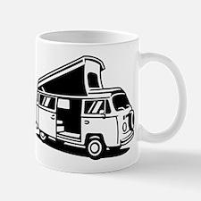 Family Camper Van Mug