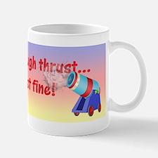Flying Pig3 Mug