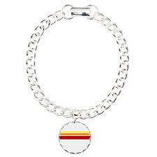 Warm color lines 2 Bracelet