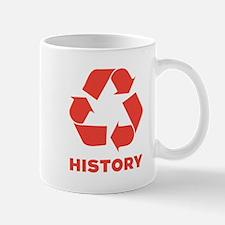 History Recycles Mug