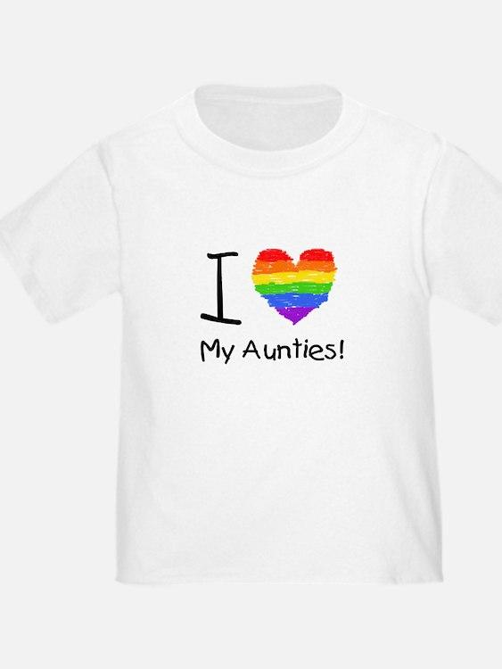 I Love My Aunties! T