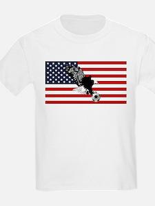 American Eagle Soccer T-Shirt