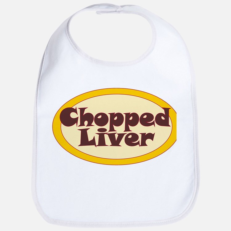 Chopped Liver Bib
