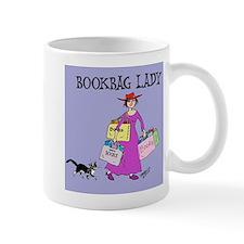 BOOKBAG LADY Mug