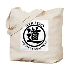 Aikido of Pittsburgh Tote Bag