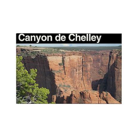 Canyon de Chelley NP Rectangle Magnet