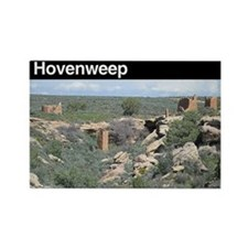 Hovenweep NP Rectangle Magnet