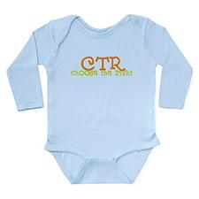 Cool Gospel Long Sleeve Infant Bodysuit
