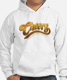 CHEERS WHERE EVERYBODY KNOWS YOUR NAME Hoodie