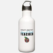 Worlds Greatest Special Needs Teacher Water Bottle