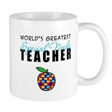 Worlds Greatest Special Needs Teacher Mug