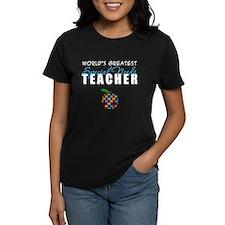 Worlds Greatest Special Needs Teacher Tee