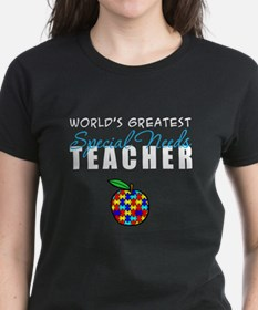 Worlds Greatest Special Needs Teacher Tee