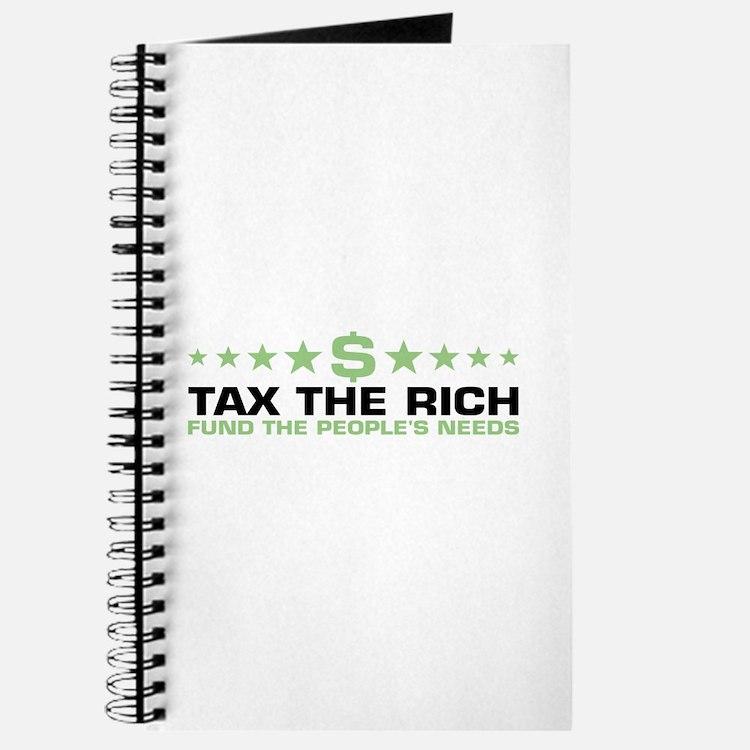 tax the rich Journal