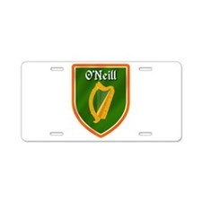 ONeill Family Crest Aluminum License Plate