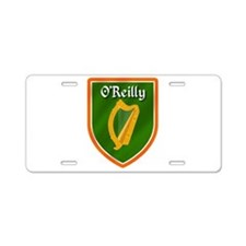 OReilly Family Crest Aluminum License Plate