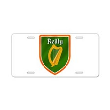 Reilly Family Crest Aluminum License Plate
