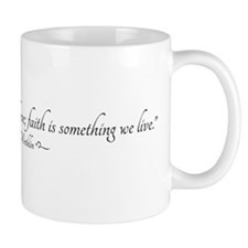 Cute Belief Mug