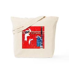 Merry Christmas Darling Tote Bag