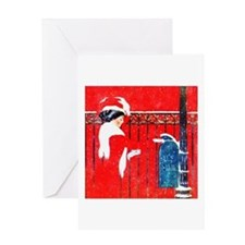 Merry Christmas Darling Greeting Card