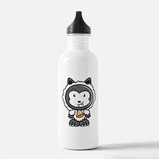 Wolf n sheep clothing Water Bottle