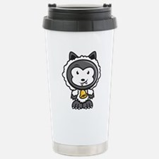 Wolf n sheep clothing Stainless Steel Travel Mug